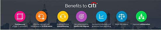 Benefits to Citi