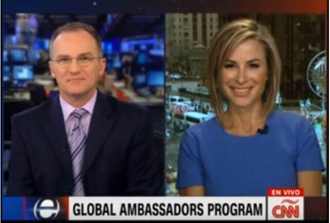 Silvina Moschini on CNN re data safety and tech stock