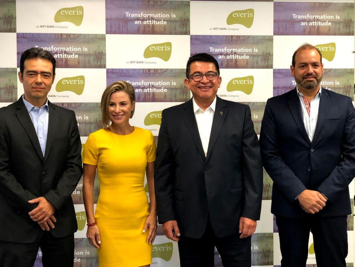 TransparentBusiness and Everis Group (Colombia)