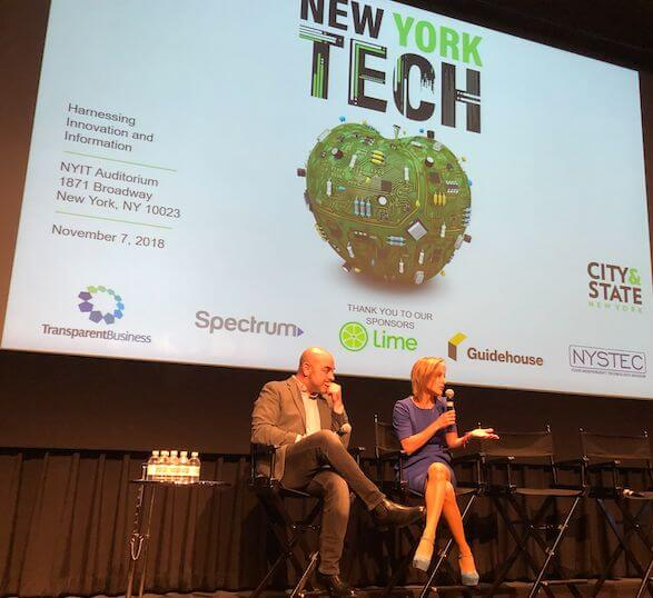 TransparentBusiness presentation @ NY Tech Conference