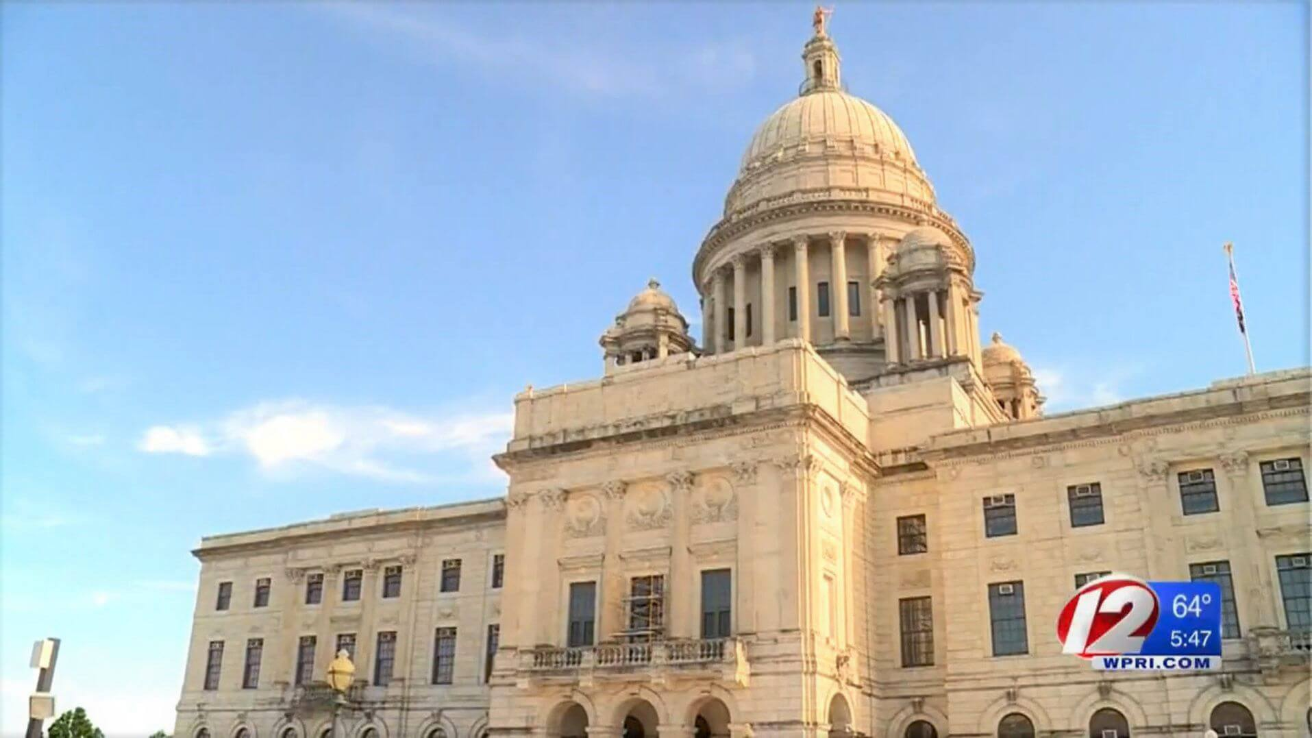 Channel 12 reports on our legislative initiative in Rhode Island