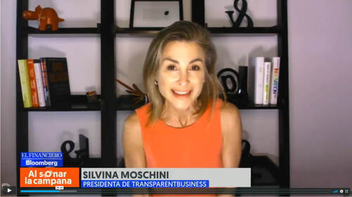Bloomberg TV - Silvina
