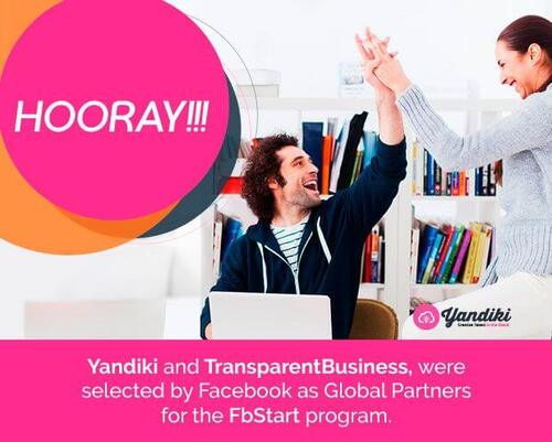 TransparentBusiness and Yandiki join forces with Facebook