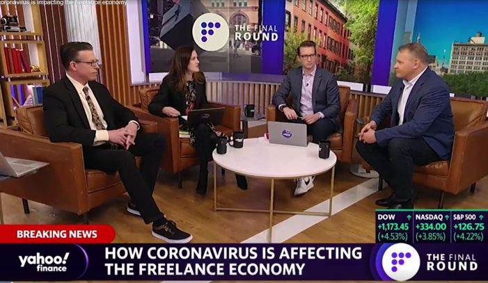 How coronavirus is impacting the freelance economy